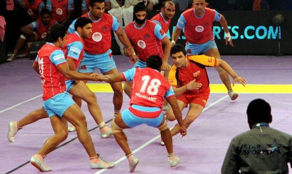 Pro Kabaddi League report card