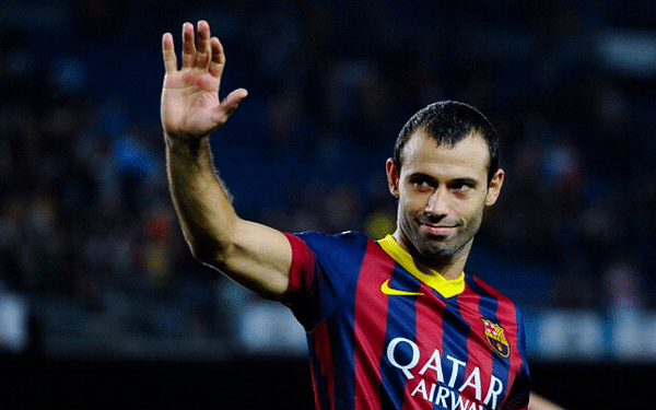 Javier Mascherano extends his contract with Barcelona