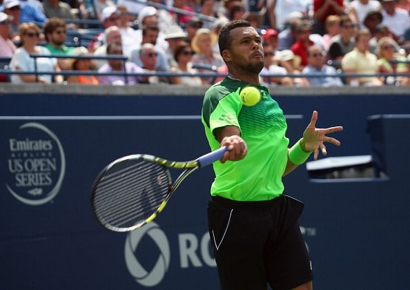 Rogers Cup: Jo-Wilfried Tsonga to take on Grigor Dimitrov in the semifinals
