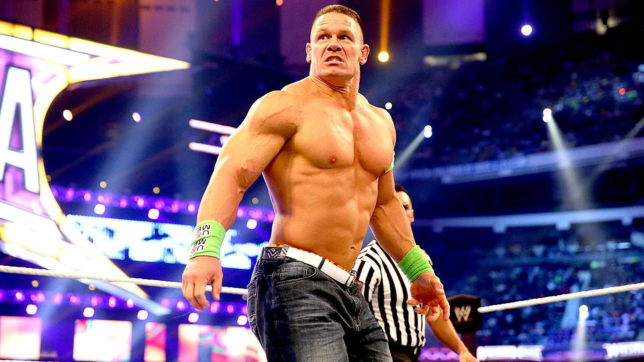 John Cena responds to question of him turning heel