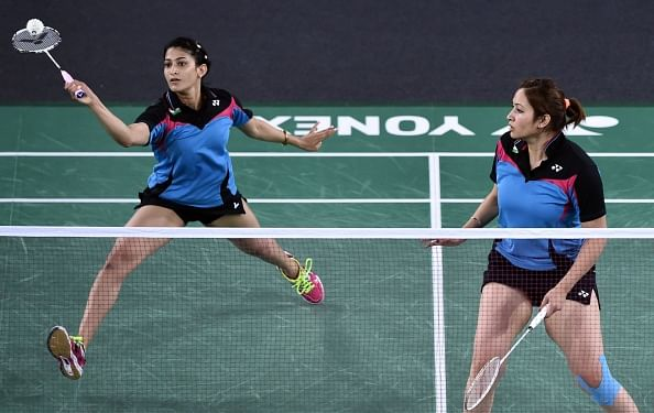 Badminton World Championships: Jwala Gutta -Ashwini Ponnappa crash out in the second round