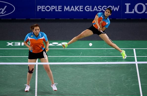 CWG 2014: Jwala-Ashwini stumble at last hurdle, take home silver in badminton women's doubles