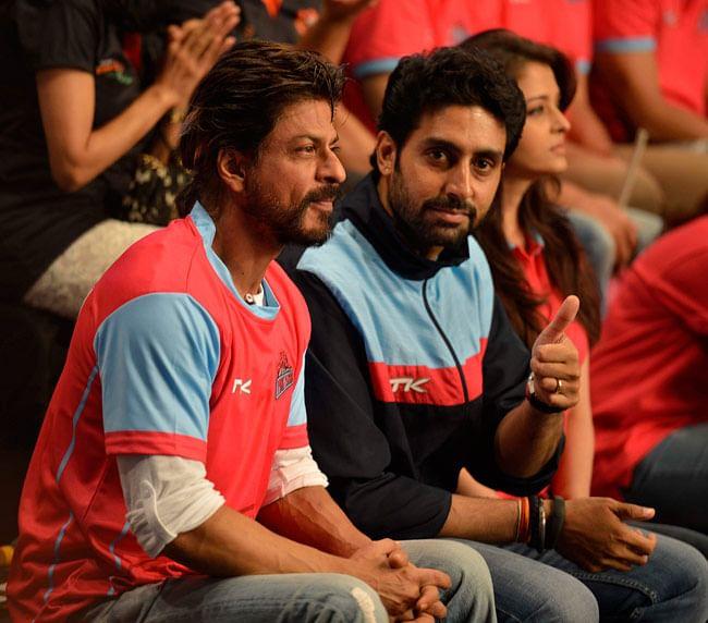 Celebrities at Pro Kabaddi League