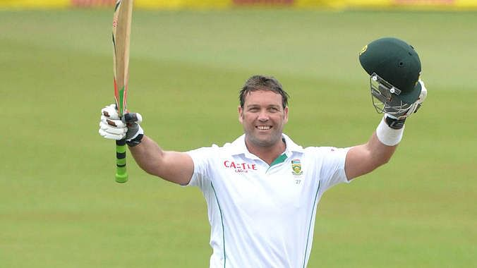 Jacques Kallis' debut in International Cricket