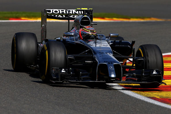 Belgian Grand Prix: Kevin Magnussen demoted to 12th after 20 seconds penalty