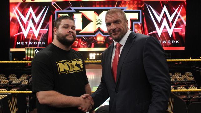 Kevin Steen signs for WWE NXT