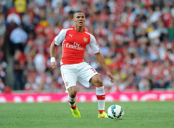 Arsenal defender Kieran Gibbs ruled out of Champions League tie against Besiktas