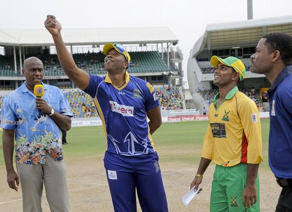 CPL 2014: Battle looms as Guyana Amazon Warriors, Barbados Tridents square off in final