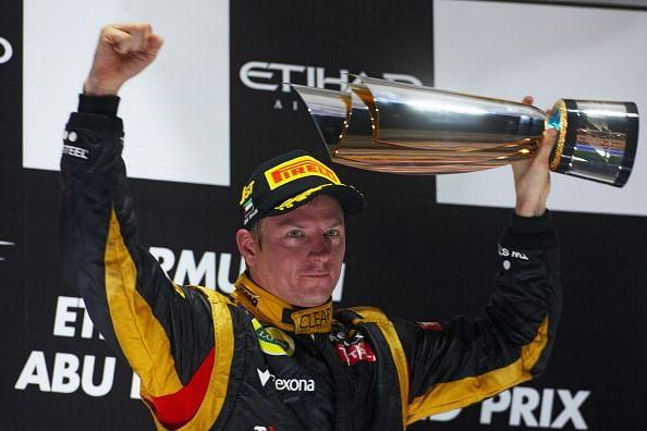 Kimi Raikkonen - the Ice-cool knight of Formula One