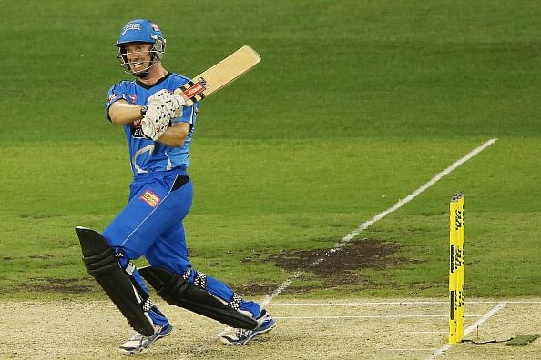 Big Bash League 2014-15: Perth Scorchers sign Michael Klinger