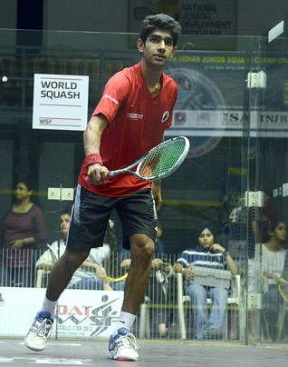 World Junior Squash Championships: Kush Kumar to lead the Indian team in Namibia