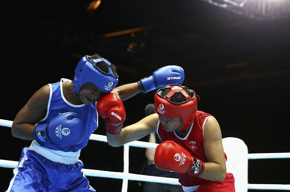 Commonwealth Games 2014: Four Indian boxers reach final; Pinki Jangra settles for bronze