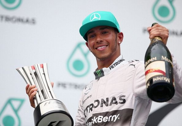 4 reasons why Lewis Hamilton will win the 2014 F1 drivers' championship