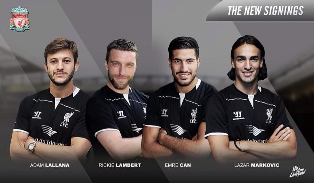 Why Liverpool's new signings might replace Luis Suarez