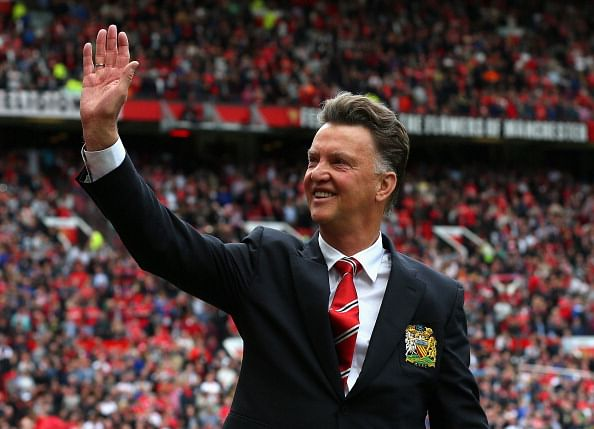 Manchester United waiting for Louis van Gaal's 'orange' magic wand