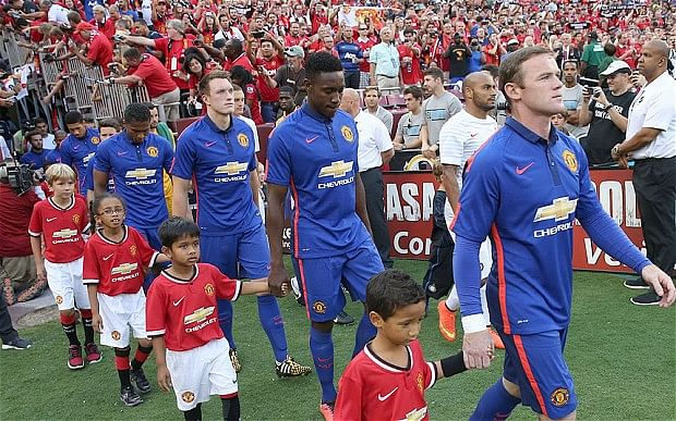 Added pressure on Manchester United to perform as conditions of Adidas deal revealed