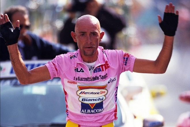 Questions raised over cyclist Marco Pantani's death