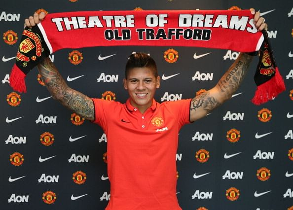 Is Marcos Rojo the right defender for Manchester United?