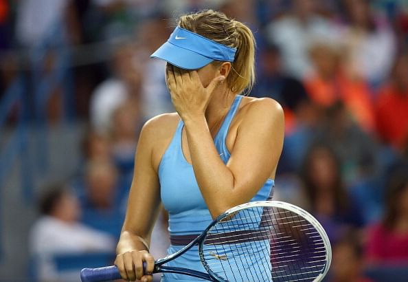 Sharapova jeers Ivanovic during drama filled Cincinnati semifinal