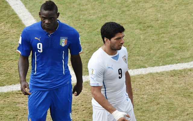 Why Mario Balotelli will fill in Luis Suarez's void