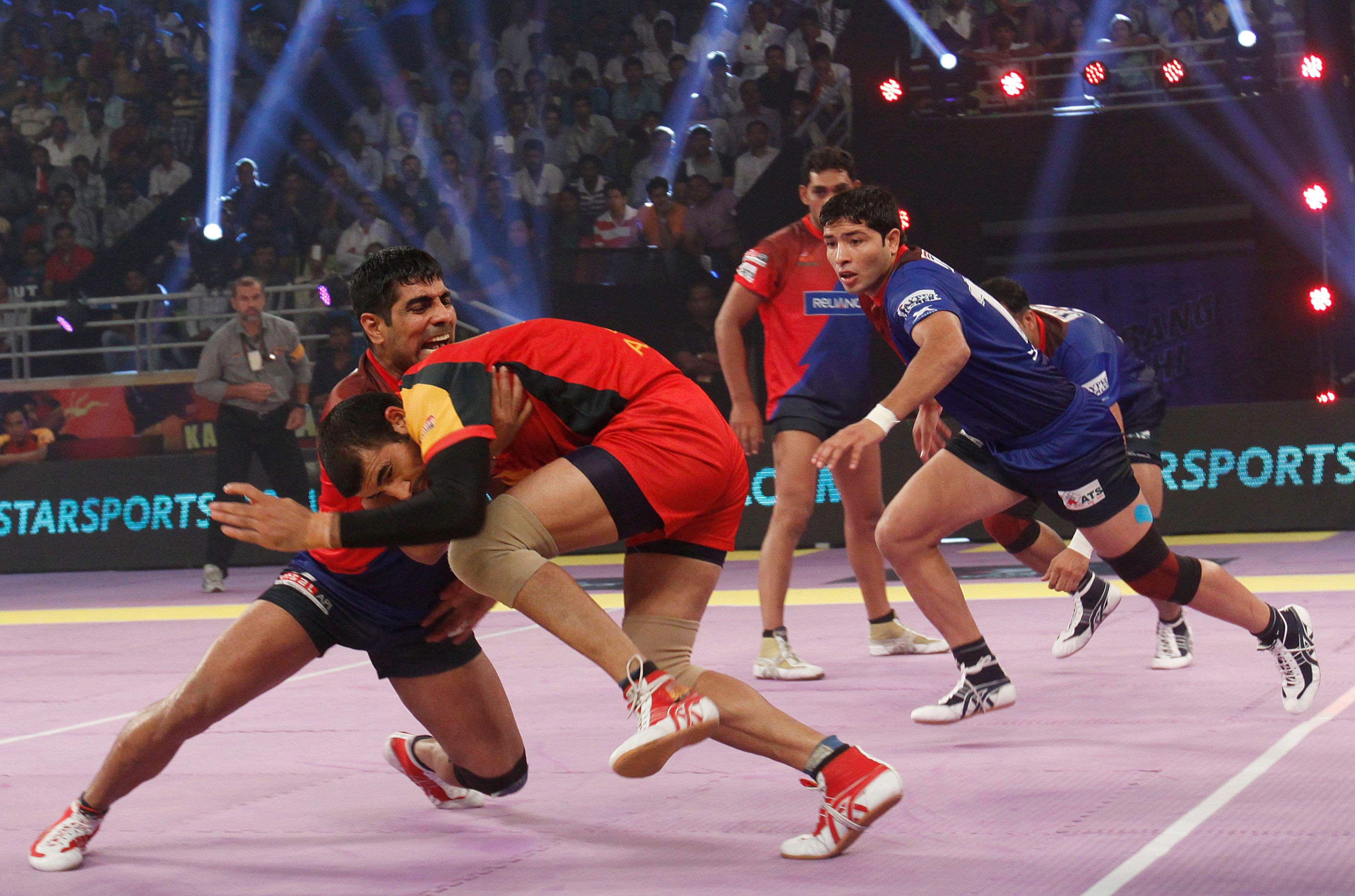 Pro Kabaddi League: Dabang Delhi have the last laugh against Bengaluru Bulls