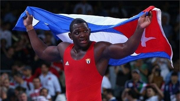 Olympic champion Mijain Lopez leads Cuban delagation for the World Wrestling Championship