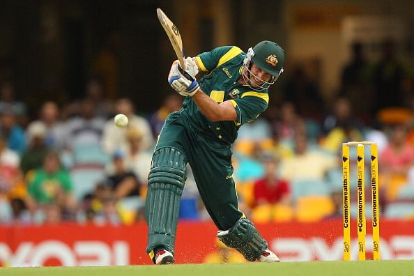 'Mr.Cricket' Michael Hussey's debut in International Cricket