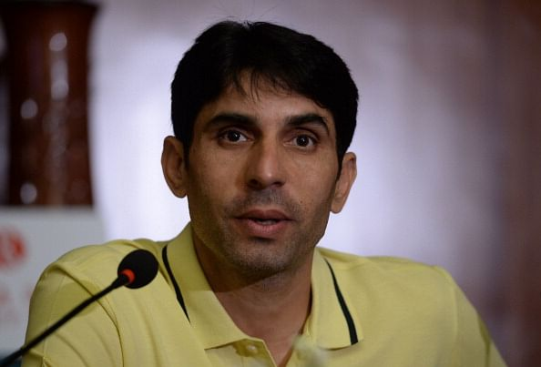 Reports: Pakistan captain Misbah-ul-Haq nearly misses flight to Sri Lanka after team leaves to airport without him