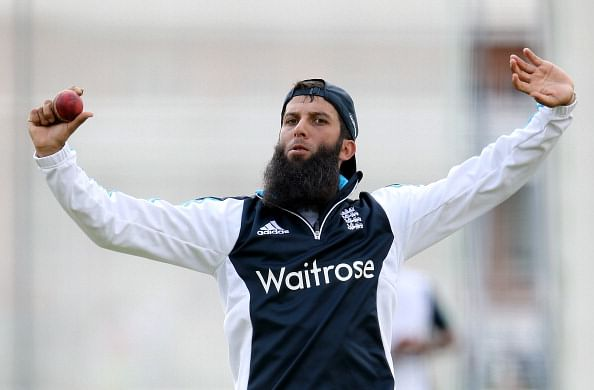 Umpire Kumar Dharmasena's tips helped Moeen Ali to bowl quicker