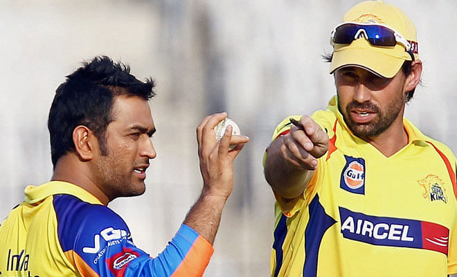 Stephen Fleming: India need MS Dhoni as skipper
