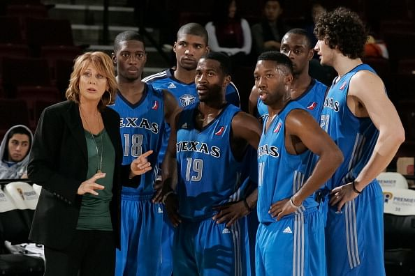 Top 5 female managers to coach in men's sports