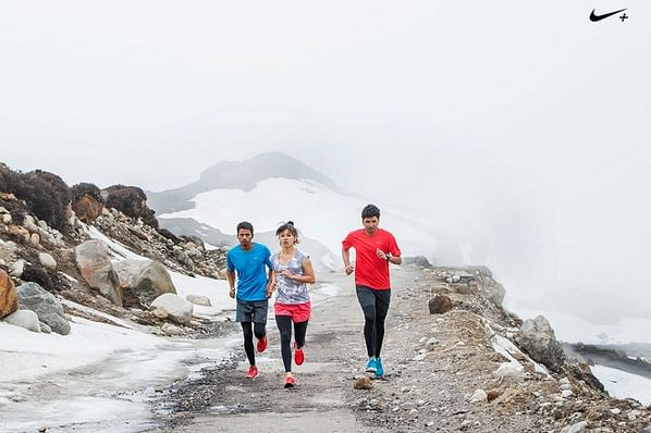 Nike's '#RunHimalayas' challenge all set to take running to a whole new level