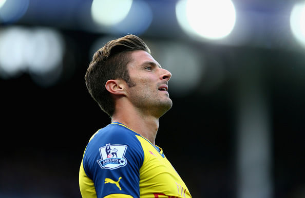 Olivier Giroud's injury could unleash Alexis, Ozil and Walcott