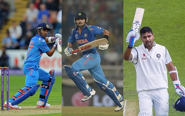 Many options to choose from - Suresh Raina says replacing Rohit Sharma not a problem for India