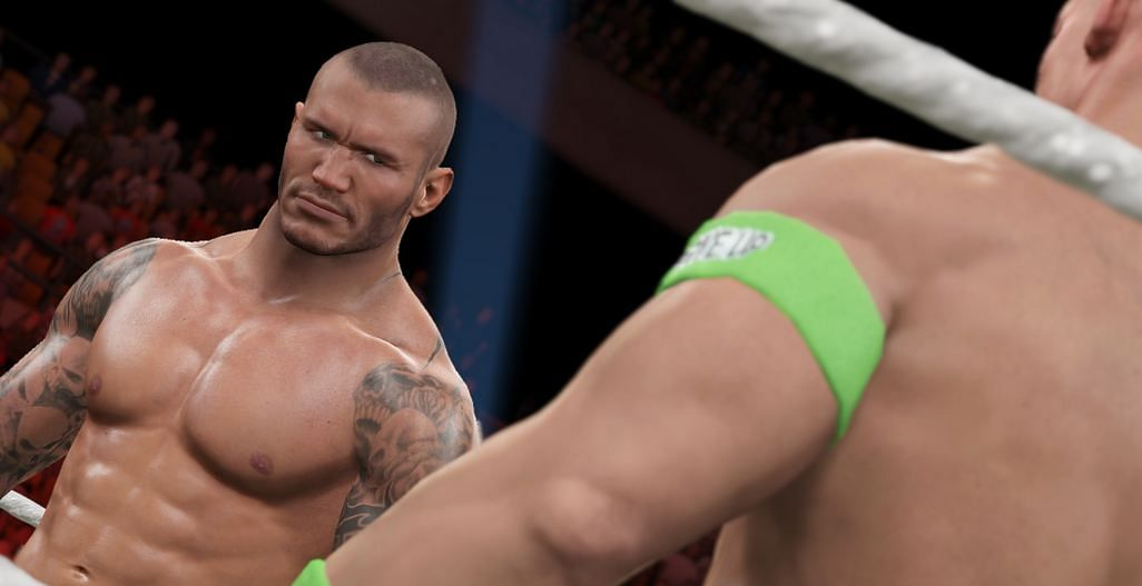 wwe 2k15 new ps4 and xbox one screenshots of randy orton