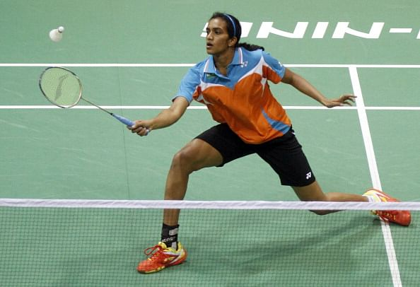 P V Sindhu puts finishing touches on fantastic day for Indian shuttlers at CWG 2014