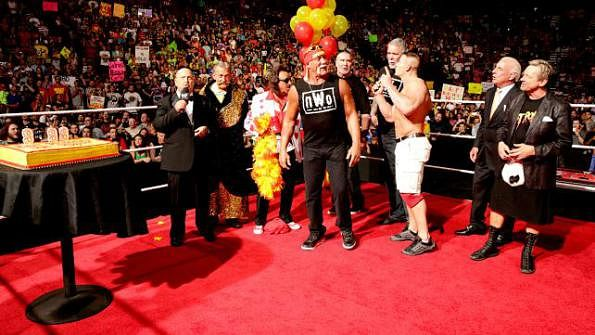 WWE Raw: Top 5 videos from August 25, 2014