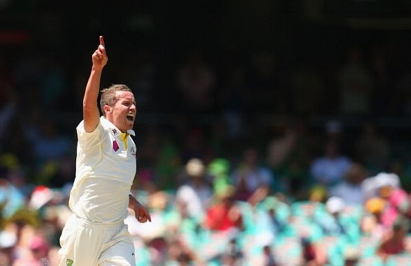 Top 10 Test fast bowlers in the world
