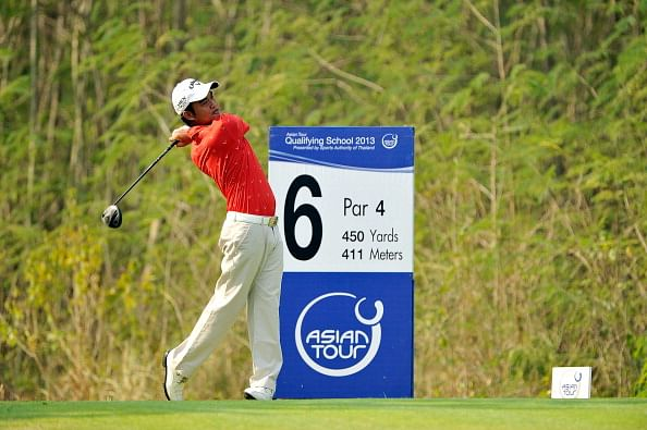 Terengganu Golf Championship: Pijit Petchkasem marches into the lead on penultimate day