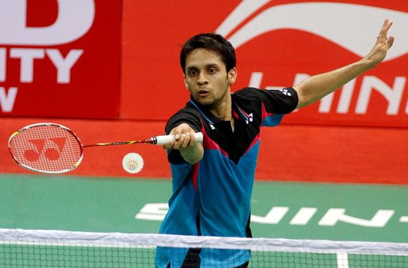 Parupalli Kashyap looks to continue his Commonwealth Games gold winning form