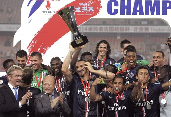 Highlights: Zlatan Ibrahimovic scores twice to lead PSG to French Super Cup win