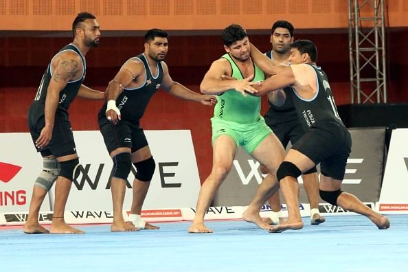 Punjab Thunder ease past Royal Kings for second win