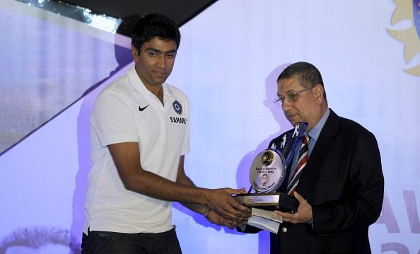 Indian cricketer Ravichandran Ashwin to be honoured with Arjuna Award