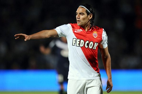 Radamel Falcao rejects reports of him leaving Monaco