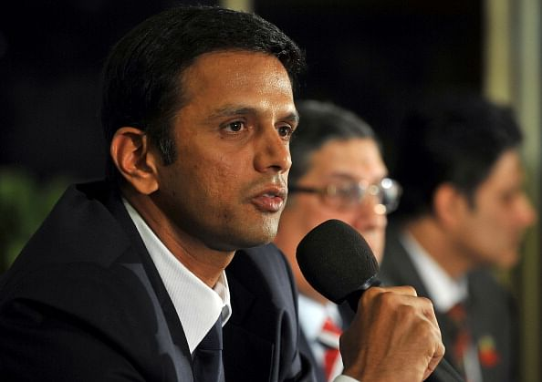 Rahul Dravid: Change in the middle of a tour is tough on everyone
