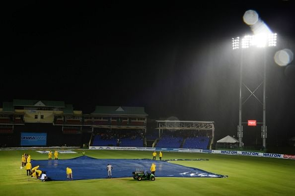Bangladesh still winless in West Indies after rain wrecks T20