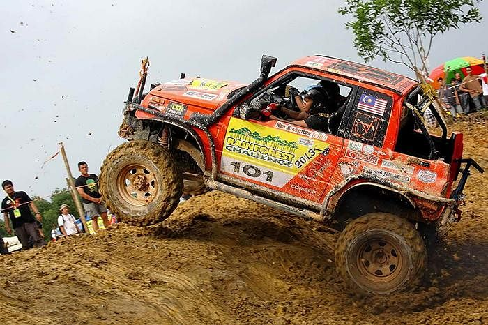 Rainforest Challenge India: Tang Eng Joo of Malaysia comes up trumps