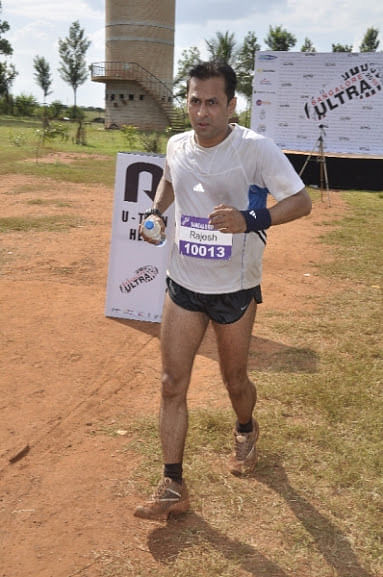 Indian marathoner Raj Vadgama aims to create a Guinness record
