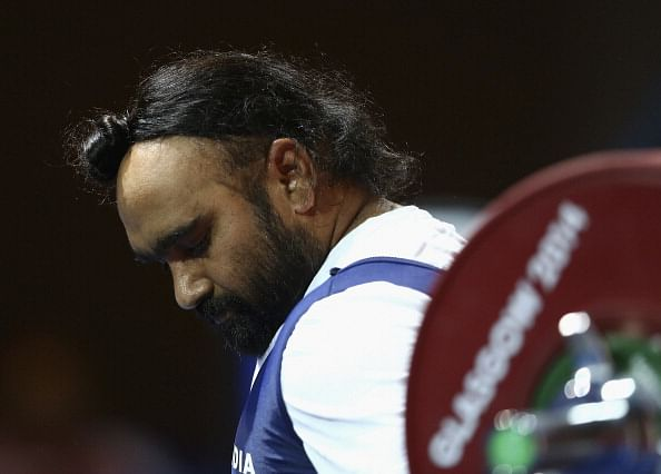 Powerlifter Rajinder Rahelu wins silver for India at Glasgow CWG