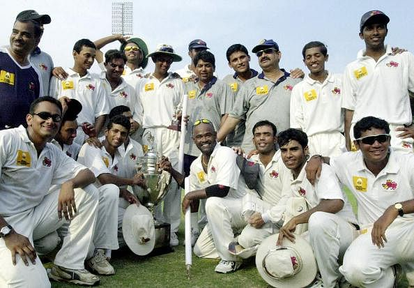 Celebrating 80 years of Ranji Trophy